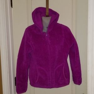 Kids fleece coat